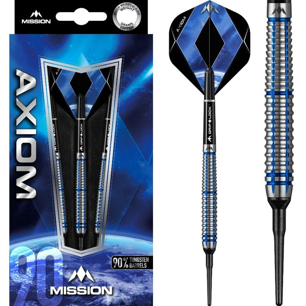 Missiom Axiom M1 Soft Darts 90%